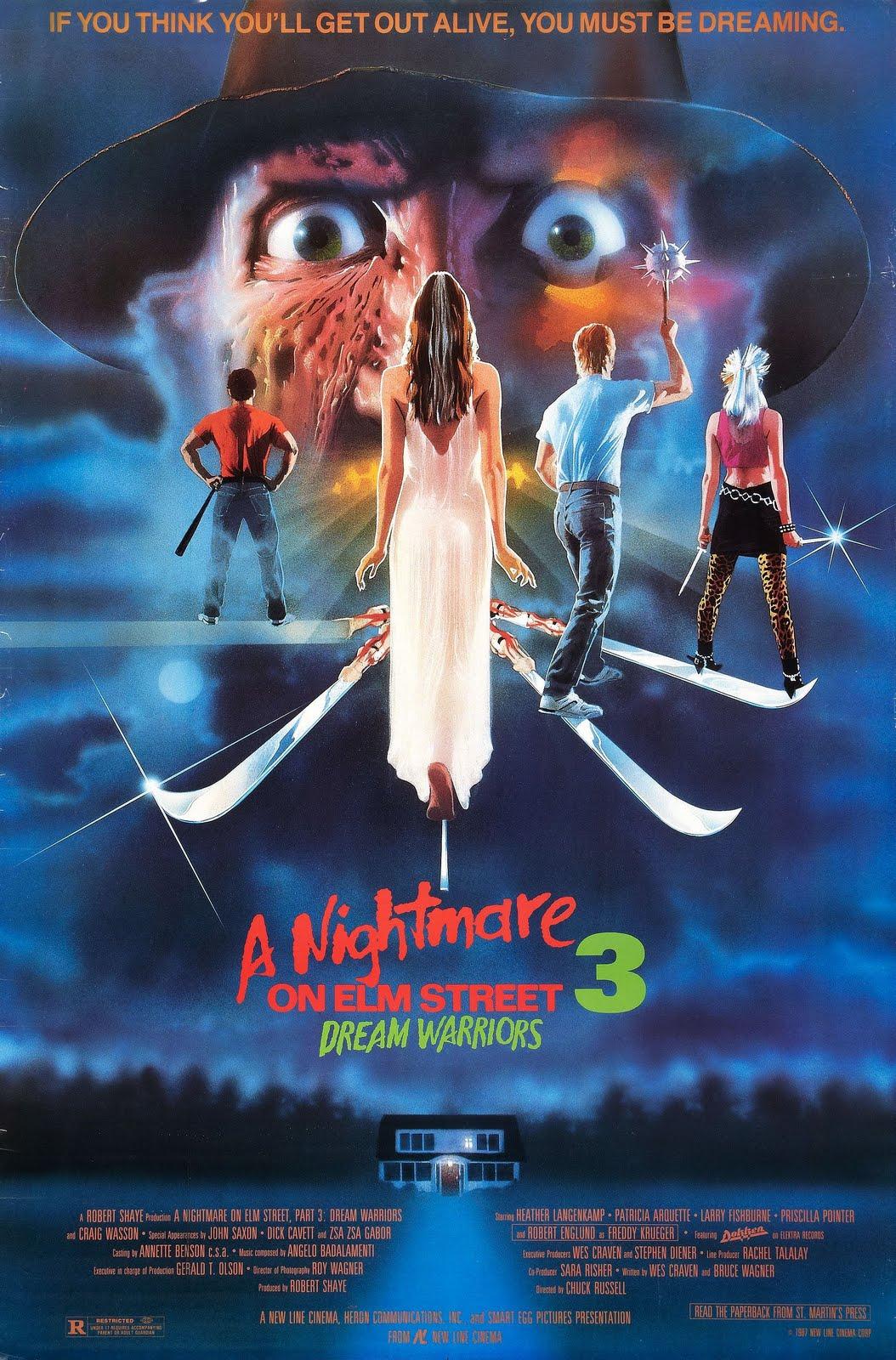 A Nightmare on Elm Street 3 (1987)