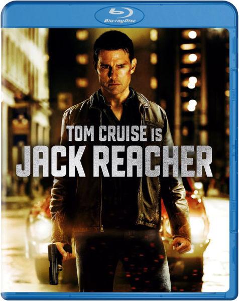 Jack Reacher (2012) BRRip