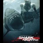 Shark Night (2011) BRRip 420p 300MB Dual Audio