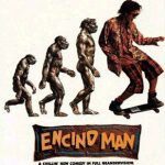 Encino Man (1992) BRRip 480p 300MB Dual Audio