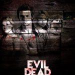 Evil Dead (2013) 250MB TSRip English 420P