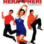 Hera Pheri (2000) Hindi Movie 375MB HDTVRip 420P