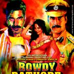 Rowdy Rathore (2012) Hindi Movie 400MB BRRip 420P