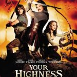 Your Highness (2011) BRRip 420p 300MB Dual Audio