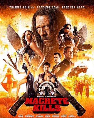 Machete Kills (2013) English HDRip 720p HD