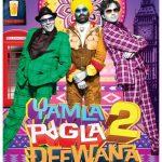 Yamla Pagla Deewana 2 (2013) Hindi Movie DVDRip