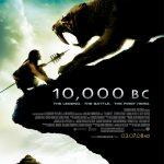 10,000 BC (2008) BRRip 420p 300MB Dual Audio Downloade