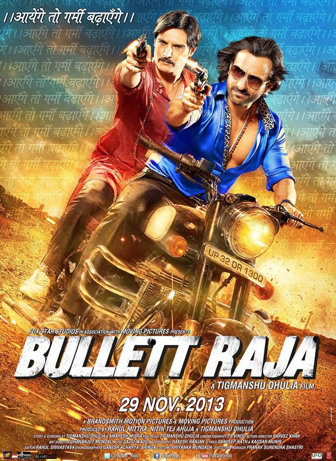 Bullett Raja (2013) Hindi Movie