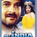Mr India (1987) Hindi Movie 475MB BRRip 480P