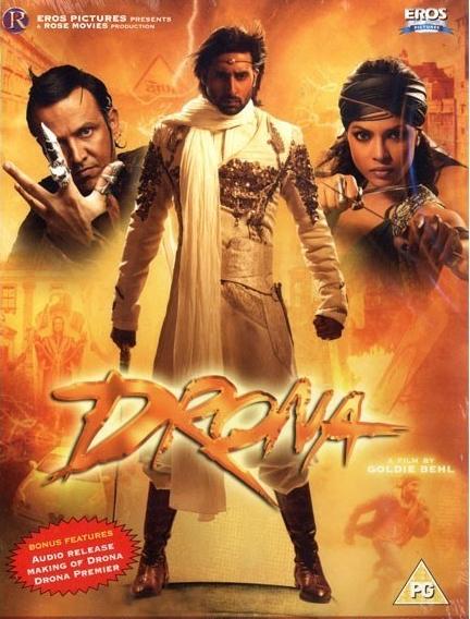 Drona (2008) Hindi Movie