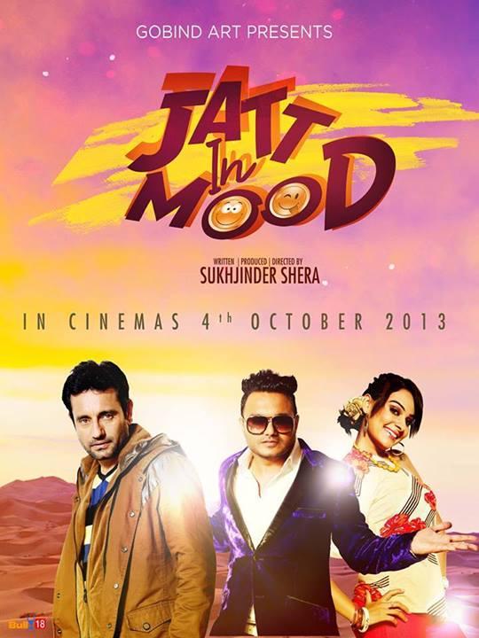 Jatt in mood (2013) Punjabi Movie