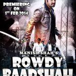 Rowdy Baadshah (2013) Hindi Dubbed Full Movie Watch Online