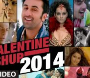 Valentine Mashup By Kiran kamath (2014)