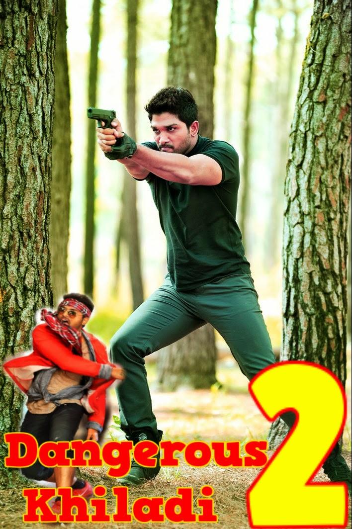 Dangerous Khiladi 2 (2013)
