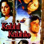 Kabhi Kabhie (1976) Hindi Movie Watch Online for free