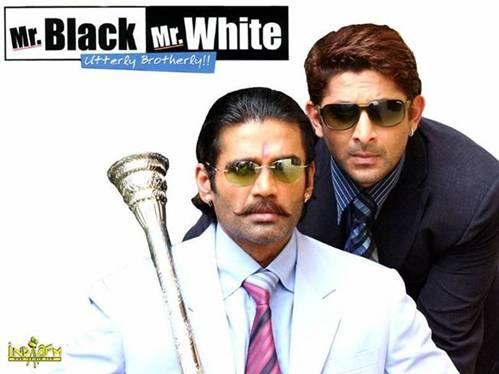 Mr. White Mr. Black (2008)
