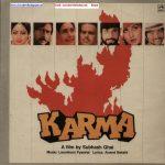 Karma (1986) Hindi Movie 400MB HD Watch Online