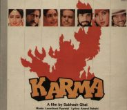 Karma (1986) Hindi Movie 400MB HD Watch Online