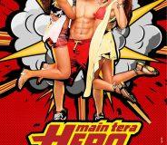 Main Tera Hero 2014 Hindi Movie 350MB Watch Online Hd
