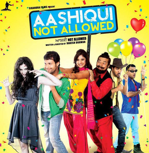 Aashiqui Not Allowed (2013)