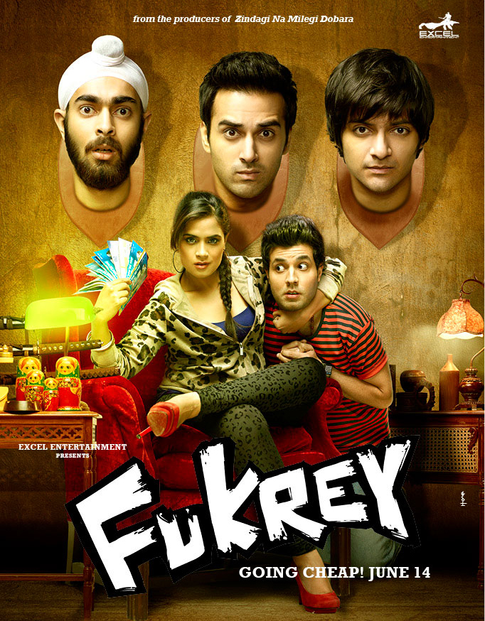 watch fukrey online viooz