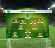 Fifa World Cup (2014) Ivory Coast vs Japan Group C 1080p