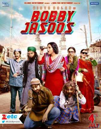 Bobby Jasoos (2014) Hindi Movie