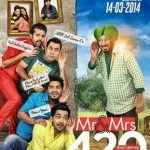 Mr and Mrs 420 (2014) Punjabi Movie Watch Online In Full HD 1080p