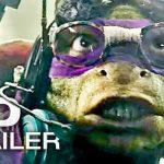 Teenage Mutant Ninja Turtles (2014) Official HD Trailer Hindi Dubbed