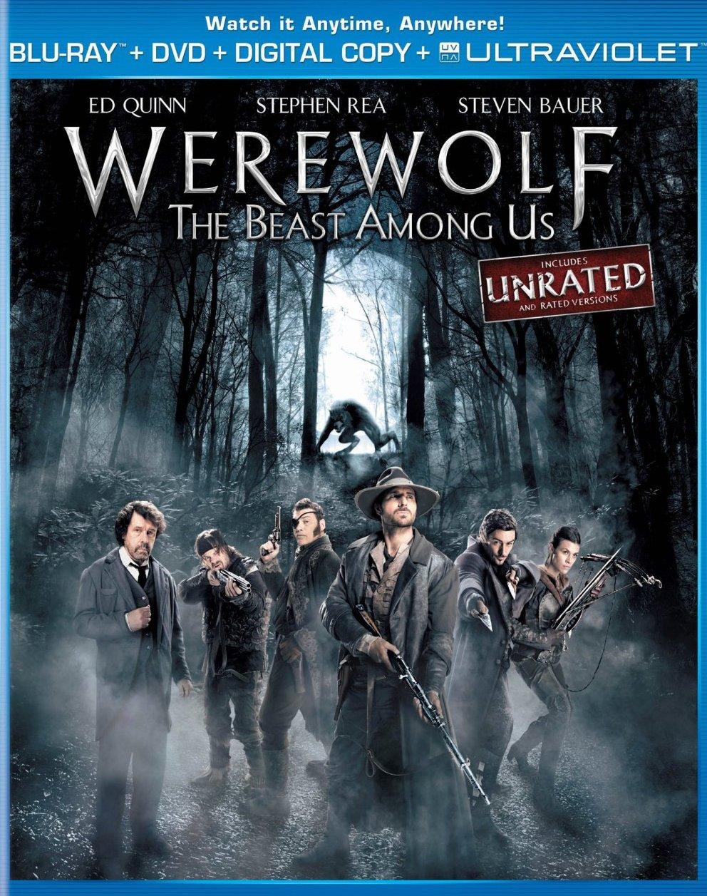 Werewolf The Beast Among Us 2012