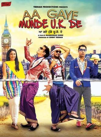 Aa Gaye Munde U.K. (2014)