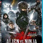Alien vs Ninja 2010 Dual Audio 720p BluRay Free Download 300MB