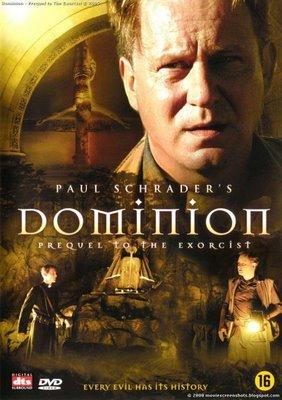 Dominion Prequel to the Exorcist 2005