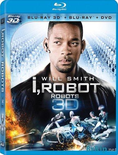 I Robot 2004