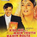 Kyo Kii Main Jhuth Nahin Bolta 2001 Full Movie 300MB Download 1080p