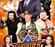 WWE Summer Slam 2014