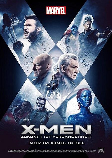 X Men 6 Days of Future Past 2014