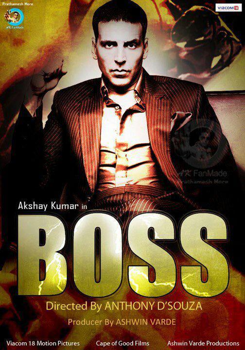 Boss (2013) Hindi Movie