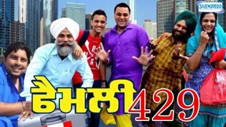 Family 429 (2014) Punjabi Movie