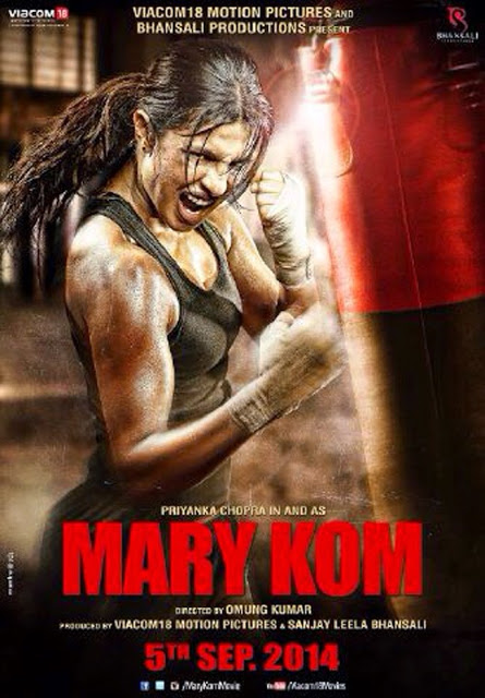 Mary Kom 2014 Untouched CAM 600MB