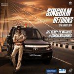 Singham Returns (2014) Hindi Movie Free Download In HD 720p 300MB