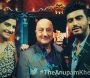 The Anupam Kher Show 31st August (2014)