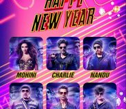 Happy New Year (2014) Hindi Movie