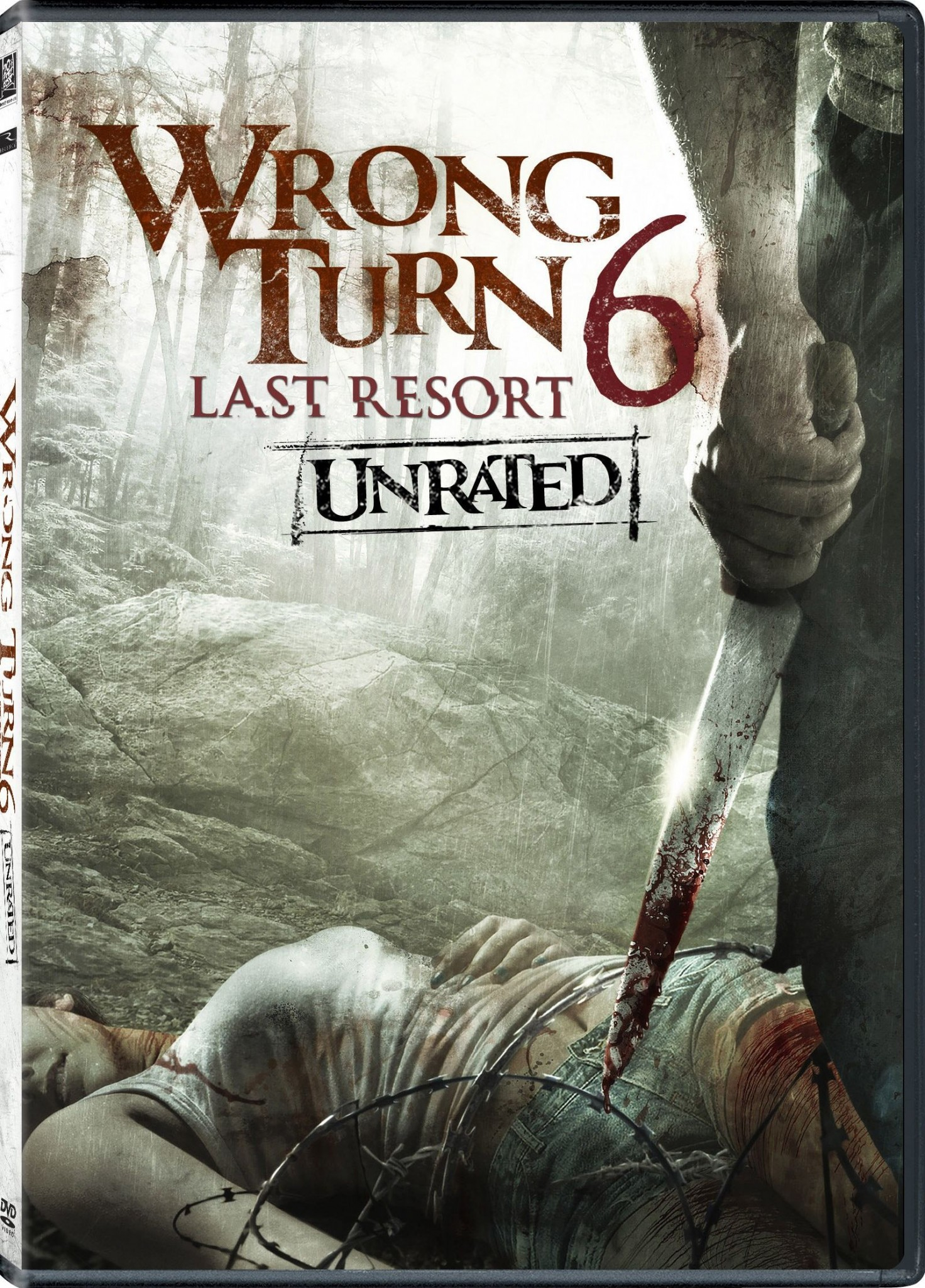 Wrong Turn 6 Last Resort 2014