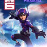 Big Hero 6 2014 Hindi Dubbed Download In HD 480p 400MB