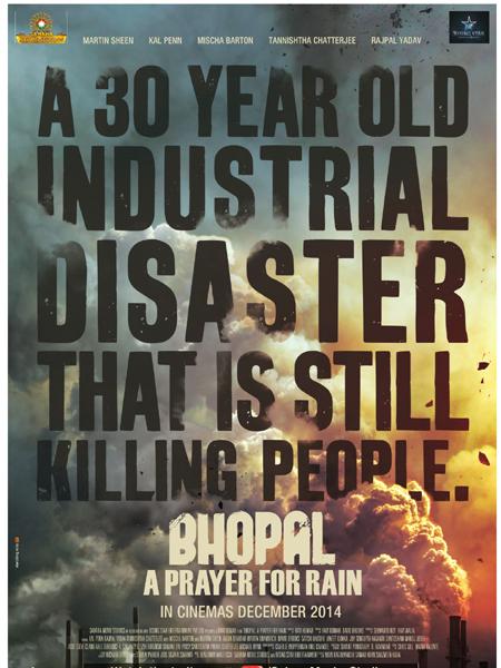 Bhopal A Prayer for Rain (2014)