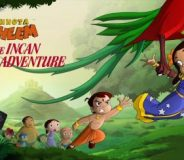 Chhota Bheem and the Incan Adventure (2013)