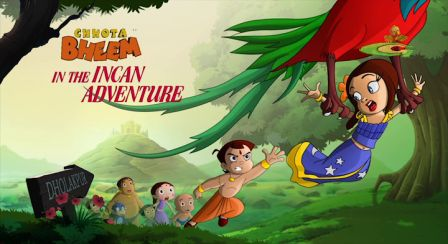 Chhota Bheem and the Incan Adventure (2013)