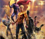 Justice League Throne: of Atlantis (2015)