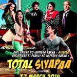 Total Siyapa (2014) BRRip Full Video Songs 720P Free Download